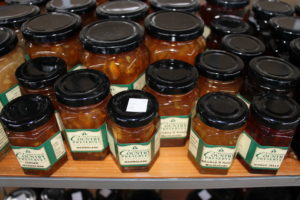 Traditional Country Preserve marmalade at the Marlborough Farmers Market
